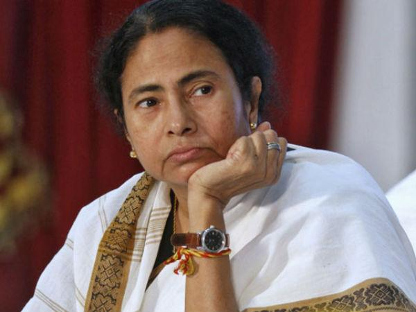 Ban Mamata from Campaign : BJP to EC