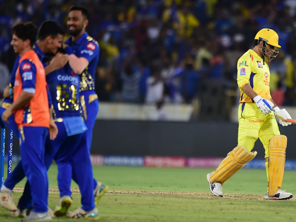 IPL final: MS Dhoni run out, the turning point