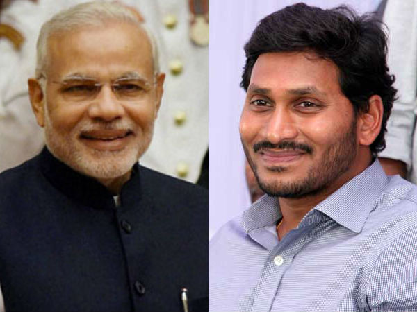 YCP Chief jagan to meet PM Modi