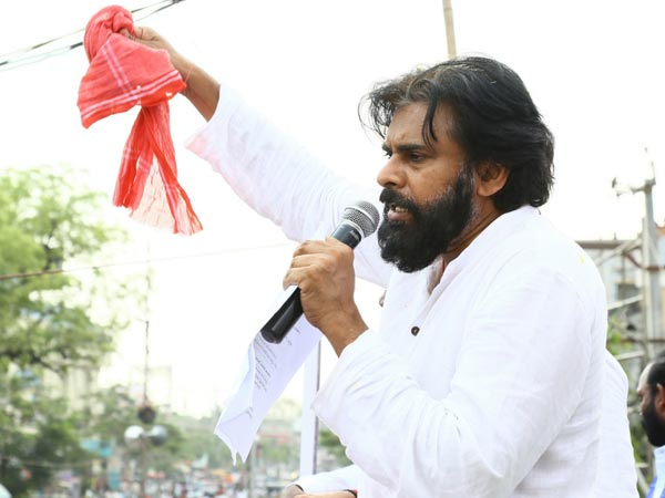 no comments on elections result: pawan kalyan