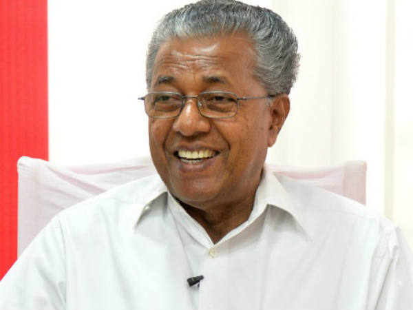 Kerala CM Pinarayi Vijayan opens floor in London Stock Exchange, trades Masala bonds