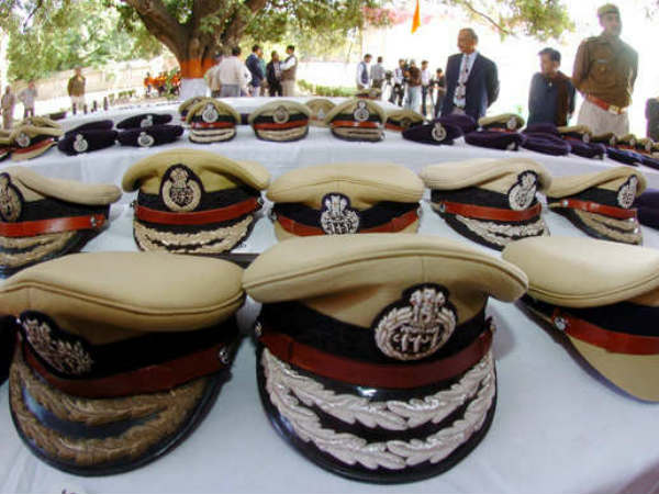 1181 IPS officers under Home Ministry scanner