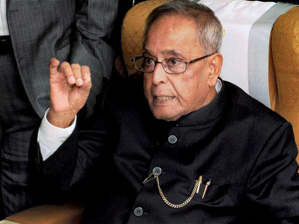 Pranab Mukherjee expressed concern over tampering of voters verdict