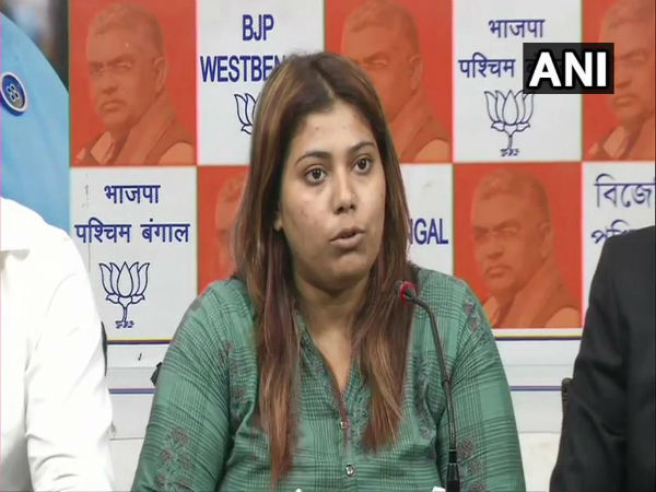 I was tortured in Jail pushed by jailer,says Priyanka sharma