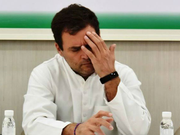 Petition about Rahul Gandhis Citizenship Dismissed By Supreme court