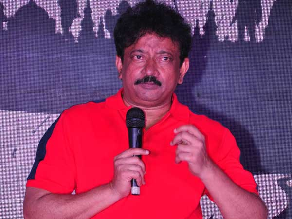 Ram Gopal Varma arrived Vijayawada for witnessing the Oath-taking ceremony of YS Jagan