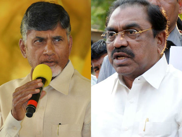 Chandrababu visiting around the country and demaging APs image .. YCP leader Ramachandraiah