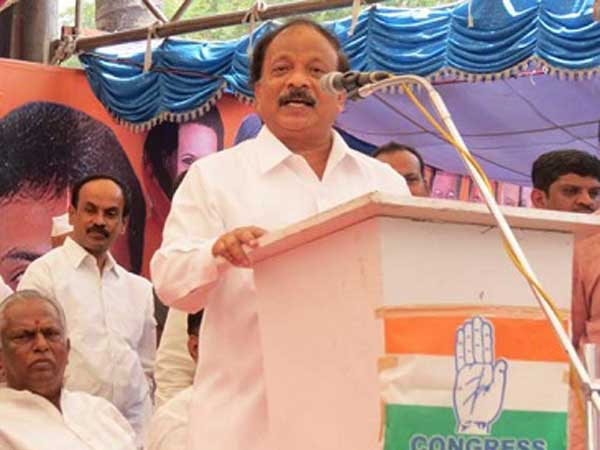 Join hands with BJP,Karnataka congress leader gives a call to Muslims
