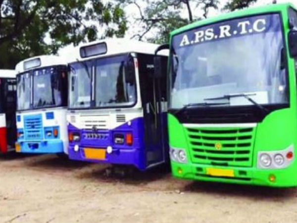 APSRTC is now in rs 6500 cr dues : 30 percent fare to be increased to face crisis..