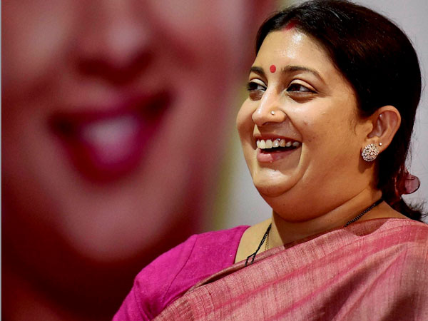 Nothing is impossible: Giant-killer Smriti Irani tweets after defeating Rahul in Amethi