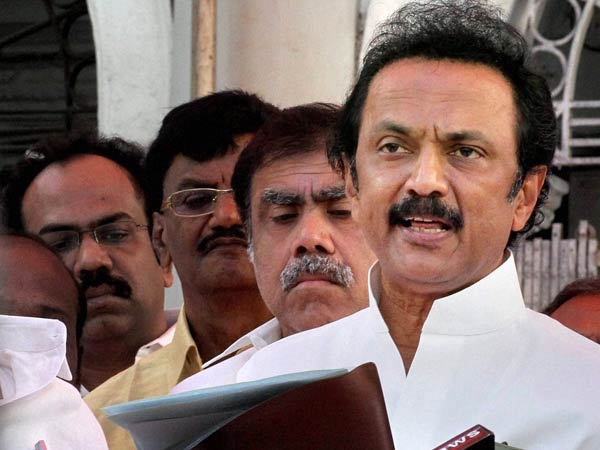 We dont believe in exit polls, says DMK chief Stalin