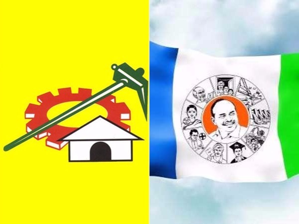Attacks started in AP .. TDP and YCP agents attacked each other in Chandragiri