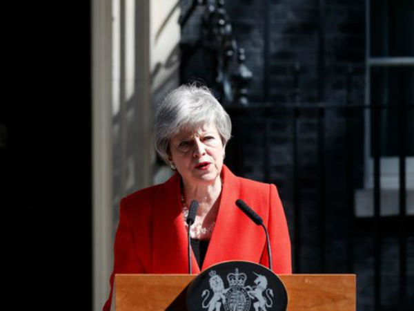 British PM Theresa May resigns for Brexit confrontation with EU