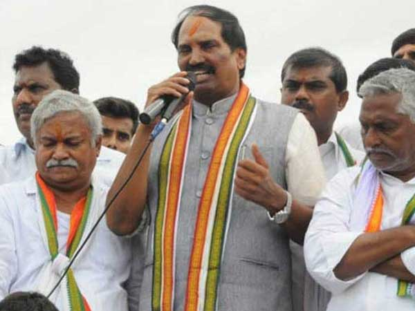 TRS is a substitute for Congress party.!And soon the former glory is back says uttam.. !!