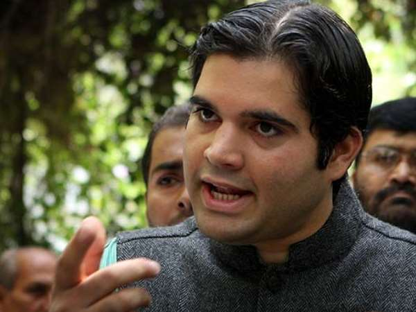 If you dont vote for Maneka,that means you voted to Pak:Varun Gandhi