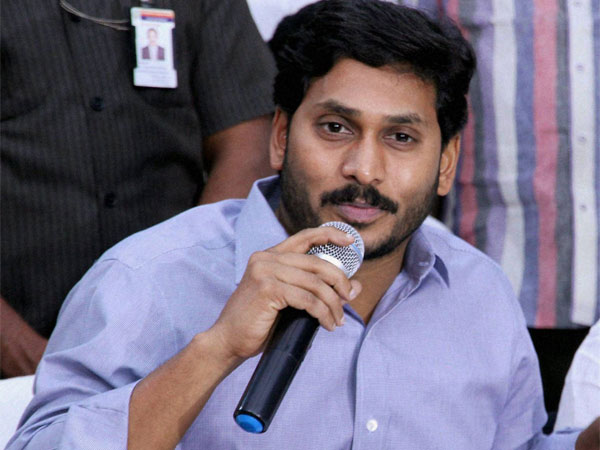 Jagan Taget Chandra Babu Credibility And Converted This Issue