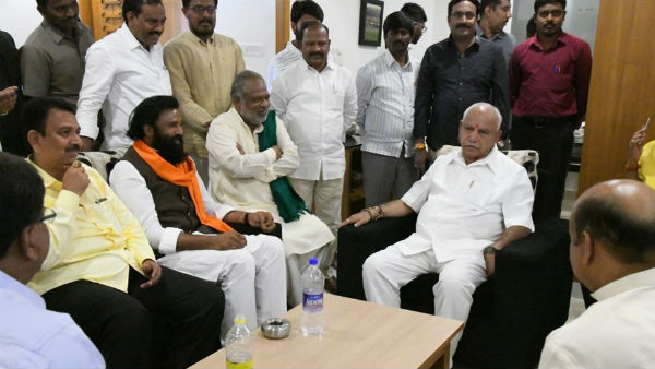 karnataka BJP president B.S.Yeddyurappa said that if lingayat voted for Congress its crime.