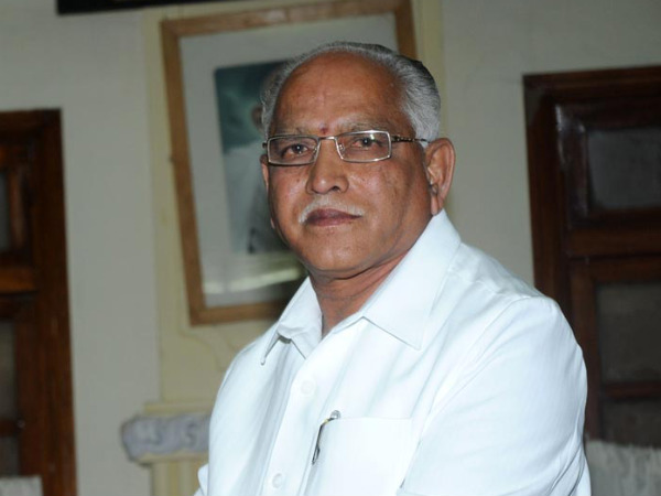 BS Yeddyurappa angry on Karnataka Congress incharge KC Venugopal