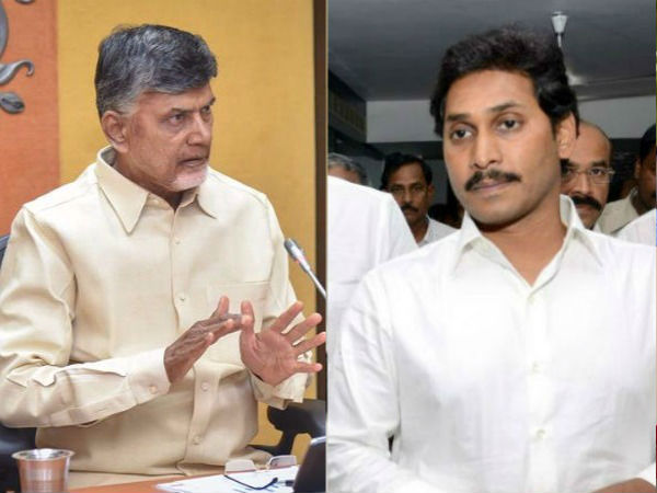 Security tightened at homes of Chandrababu, YS Jagan ahead of Polling Results