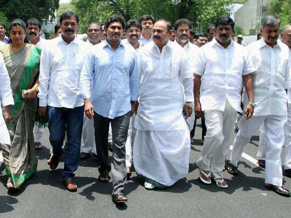 Jagan Dream Cabinet decided with port folios : List circulating in YCP