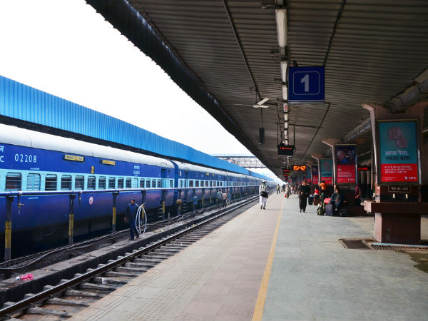 Major railway stations would have access control system