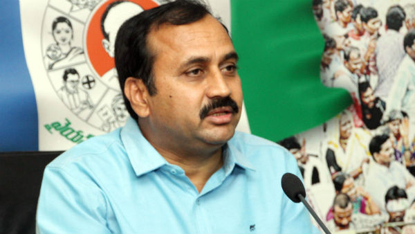 mla alla ramakrishna reddy warns that officials and tdp leaders
