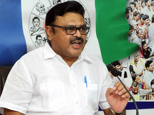 Ambati Rambabu target TDP in Assemblly. .serious comments on Chandra babu..