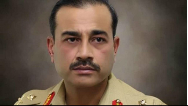 In A Shock Pak Isi Director Removed By Pak Army