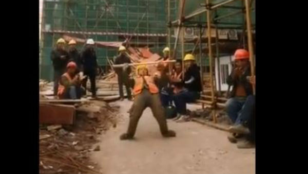 Metro Worker Dance Goes Viral, KTR Applauds