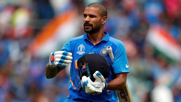 Will Shikhar Dhawan injury hamper Team India in world cup?