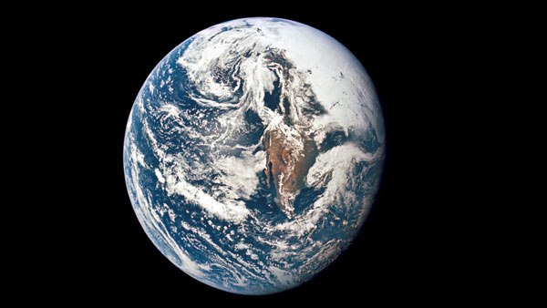 The earth with fire!Scientists says human existence may not survive..!!