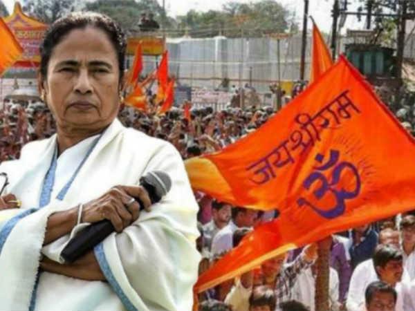 Why Mamata Frustrated On Jai Shri Ram Slogans