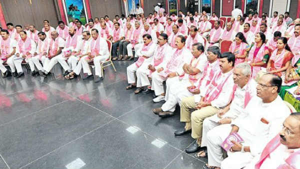 New quarter buildings for Telangana MLAs and MLCs will be allocated soon