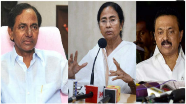 KCR, mamata, stalin to skip all party meet on one nation one poll
