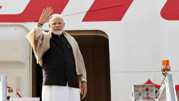 Narendra Modis aircraft wont fly over Pakistan on its way to Bishkek