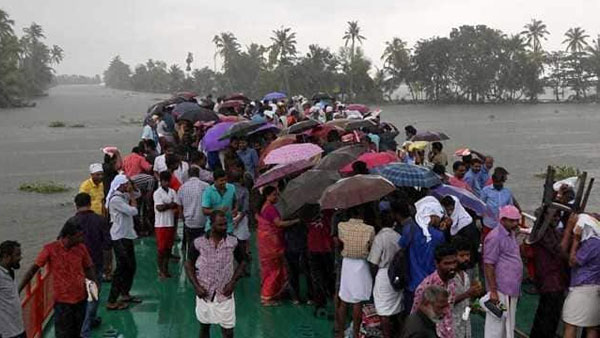 In a two days time monsoon to hit Kerala, alerts issued to various districts