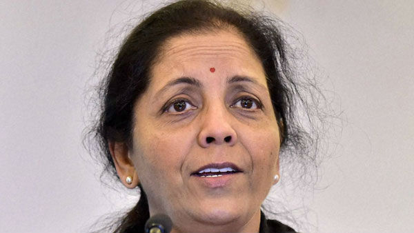 Sitharaman first GST Council meet to decide on NAA extension single point refund system