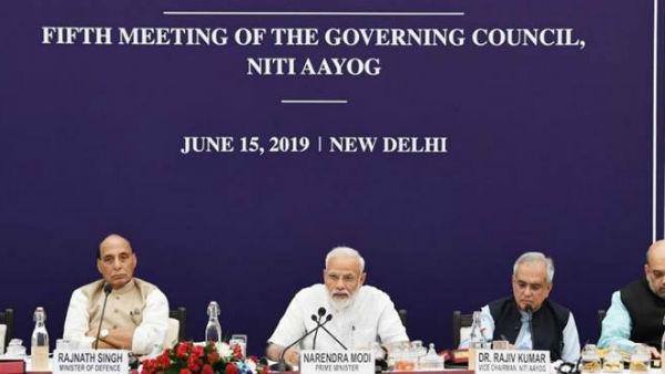 2024 నాటికి భారత ఆర్థిక వ్యవస్థ ఐదు ట్రిలియన్ డాలర్లకు ఎదగాలి: ప్రధాని మోడీ