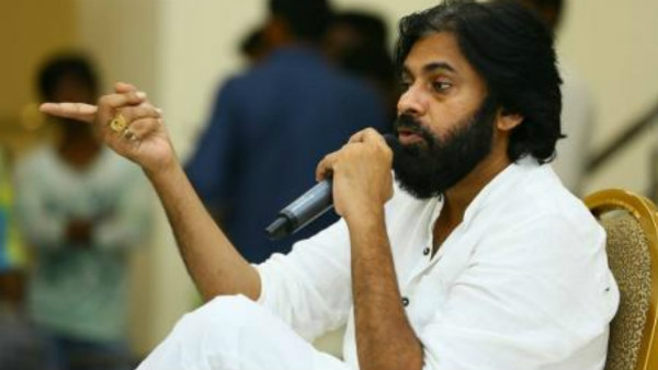 So far I have worked for the ambitions ... I will do politics: Pawan Kalyan
