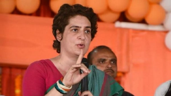 Priyanka Gandhi questions social media on UP government flaws..!!