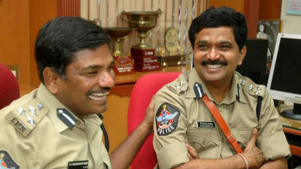 Senior IPS Officer PSR Anjaneyulu is relieved from Central Services to AP State Government