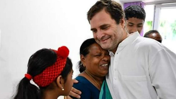 Rahul Meets Nurse Who Was Present When He Was Born