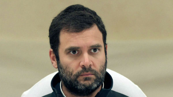 In one tweet, Rahul Gandhi mocks Indian Army, Yoga Day, dogs
