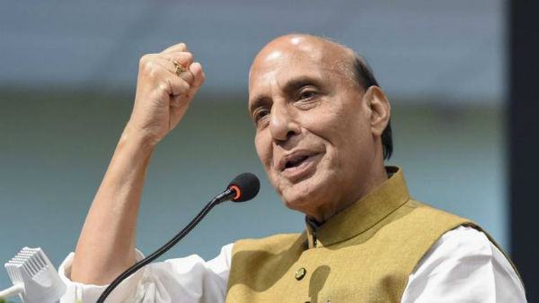 Rajnath included in another four cabinet committes