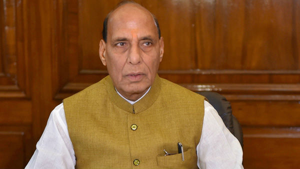 Committee to be setup on the possibilities of One Nation One Poll,says Rajnath