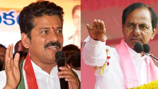 Revanth reddy alleges KCR misusing funds in the name of new secretariate bulidings