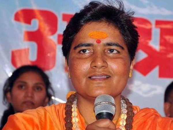 Court rejects Sadhvi's plea, asks her to appear for hearing