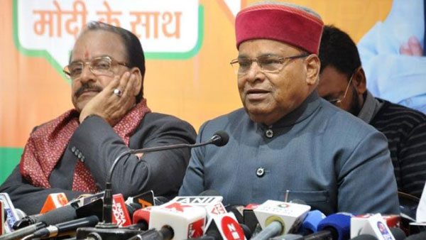 Thawarchand Gehlot to replace Arun Jaitley as Leader of House in Rajya Sabha
