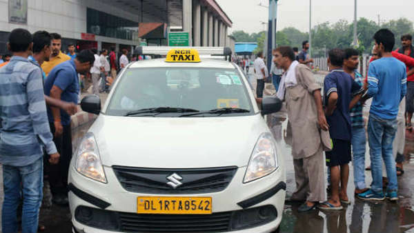 With intimidate effect transport department has cancelled Ola and Uber share system in Karnataka.