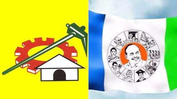 Clash between TDP and YSRCP workers in Prakasam District cause to death of a Woman
